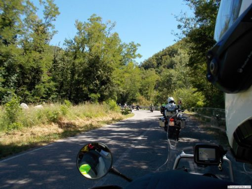 5° Tour della stagione. Le colline Parmensi.