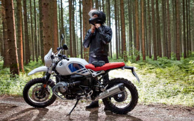 The new BMW R nineT Urban G/S