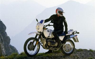 BMW Story 30 anni di GS