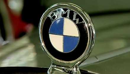 Le origini del logo  BMW