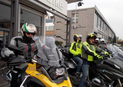 1° Tour della stagione Rimini