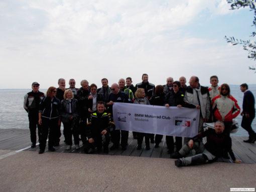 2° Tour della stagione Raduno BMW di Primavera.