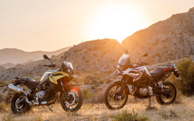F 750 GS and F 850 GS IN THE SPOTLIGHT