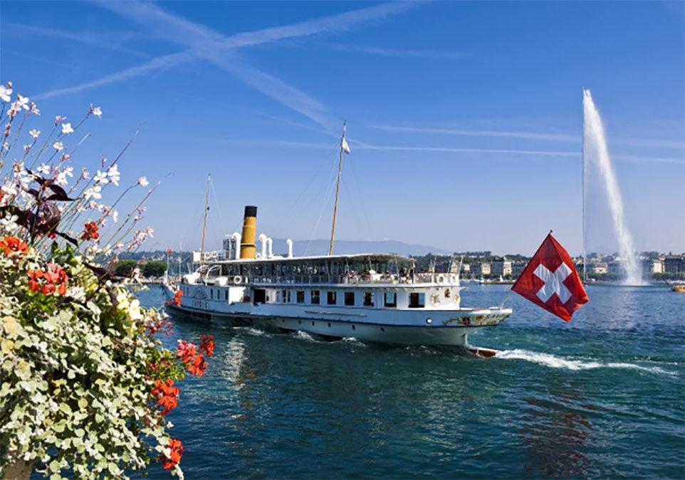 06-07 Ottobre Lago di Ginevra. Tra Svizzera e Francia.