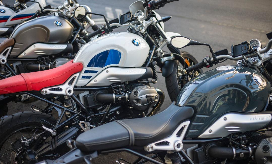 BMW Motorrad, settimo record consecutivo assoluto di vendite nel 2017