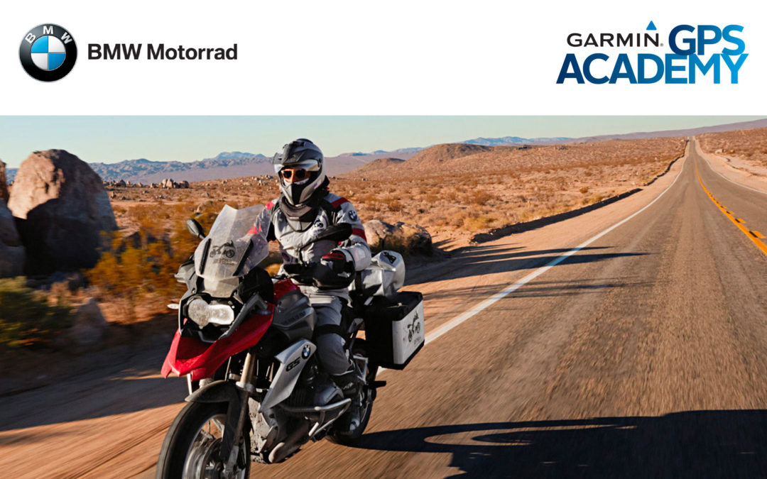 08 Febbraio Garmin GPS Accademy