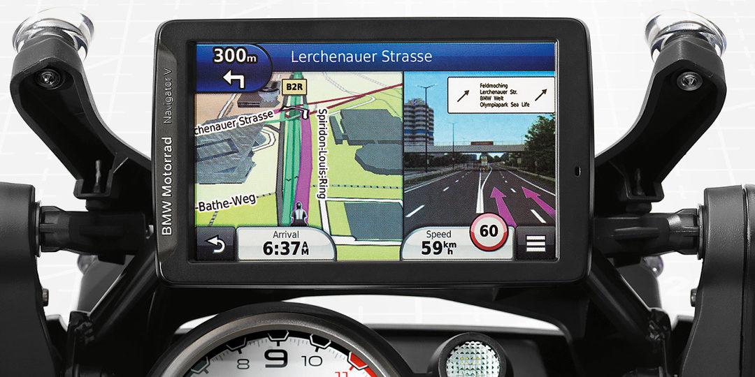 BMW Motorrad Navigator e Comunicazioni