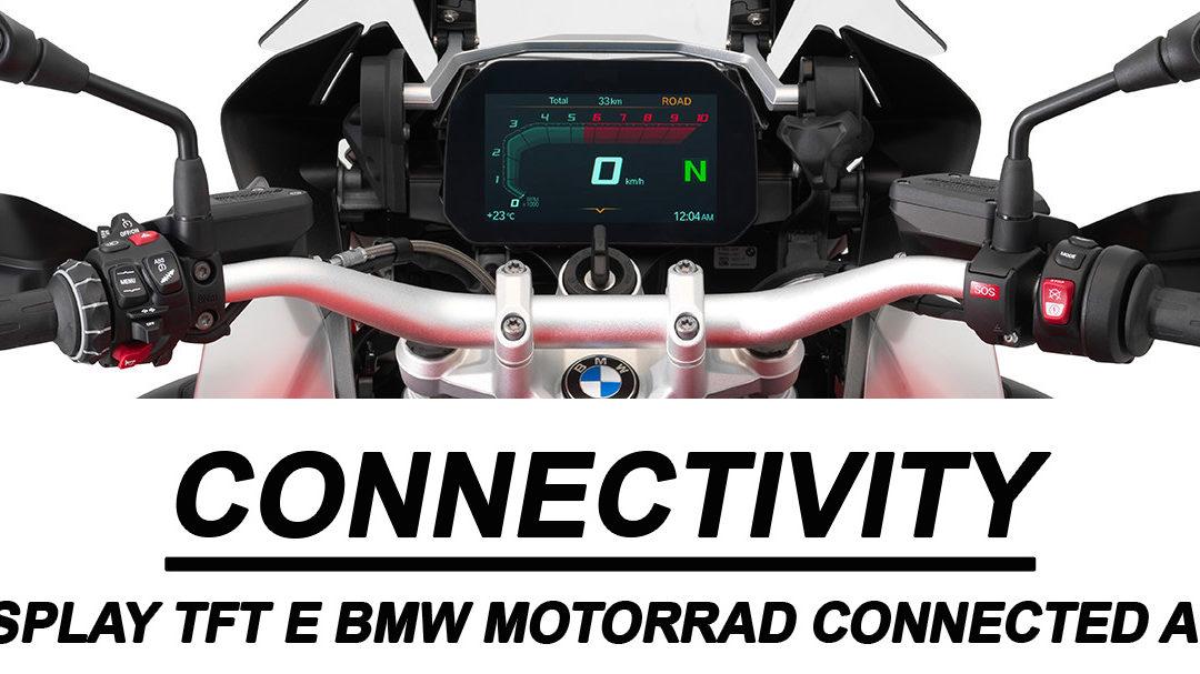 BMW Motorrad Connectivity