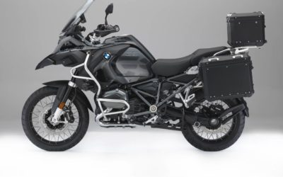 'Edition Black', accessori per dare un tocco di eleganza alla  BMW R 1200 GS e R 1200 GS Adventure
