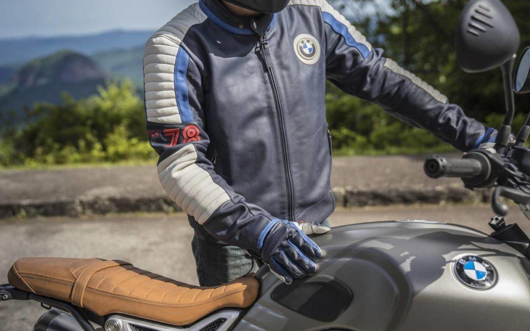BMW Motorrad 40° Anni di abbigliamento e accessori moto.