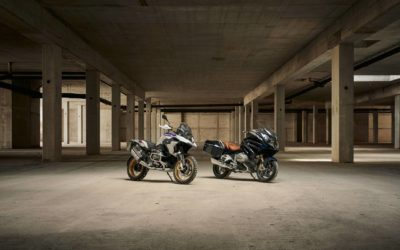 BMW R 1250 GS R 1250 RT
