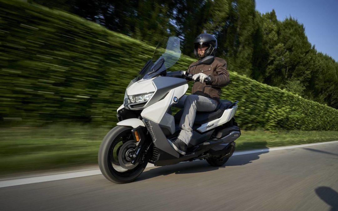 Il nuovo BMW C 400 GT – Il Gran Turismo tra gli scooter di medie dimensioni