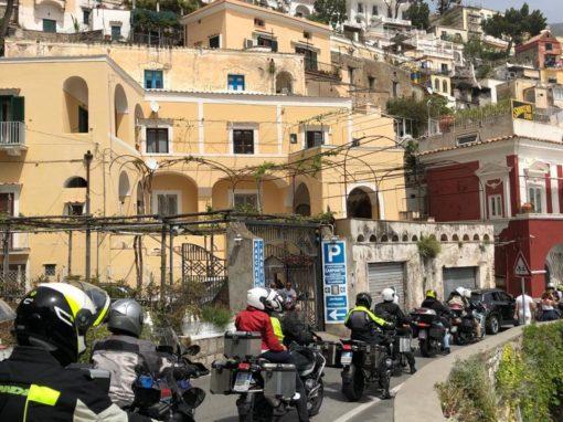 La Reggia di Caserta – Napoli – Costiera Amalfitana.
