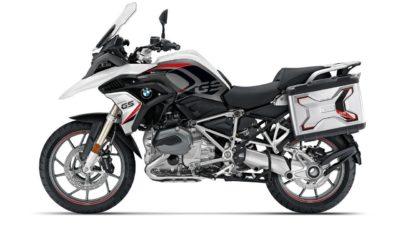 Adesivi personalizzati BMW Motorrad.