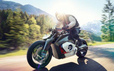 BMW Motorrad Vision DC Roadster – Il risveglio elettrico del motore Boxer