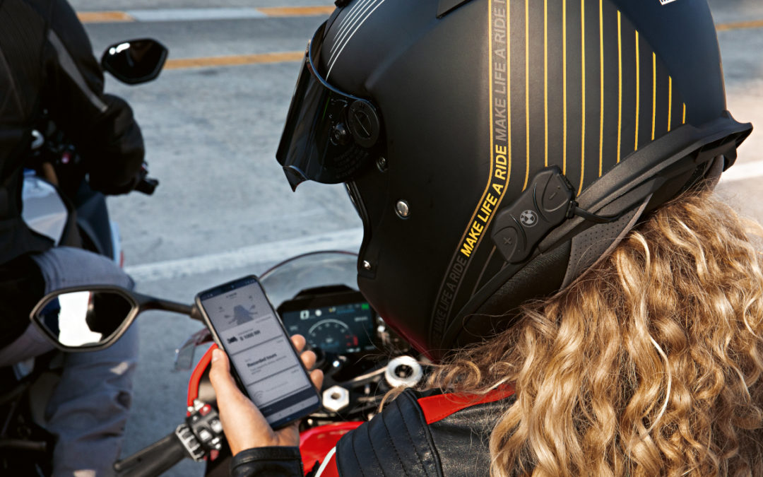 BMW Motorrad – Sistema di comunicazione Fit-for-All