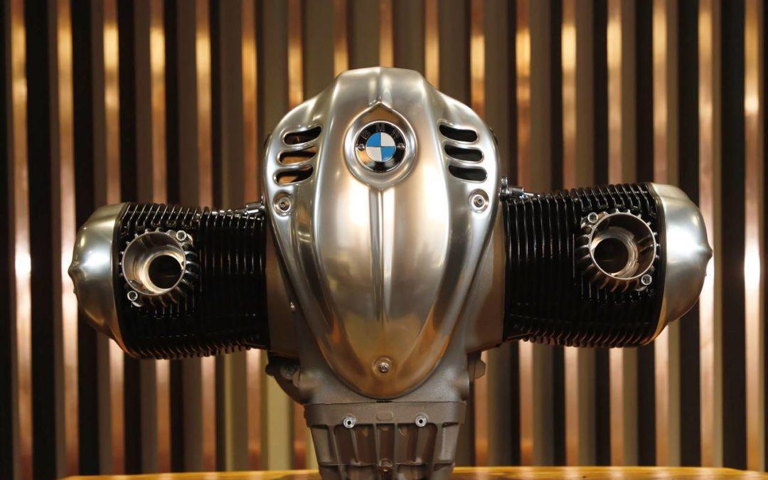"""BMW Motorrad """"Big Boxer"""" della R 18"""