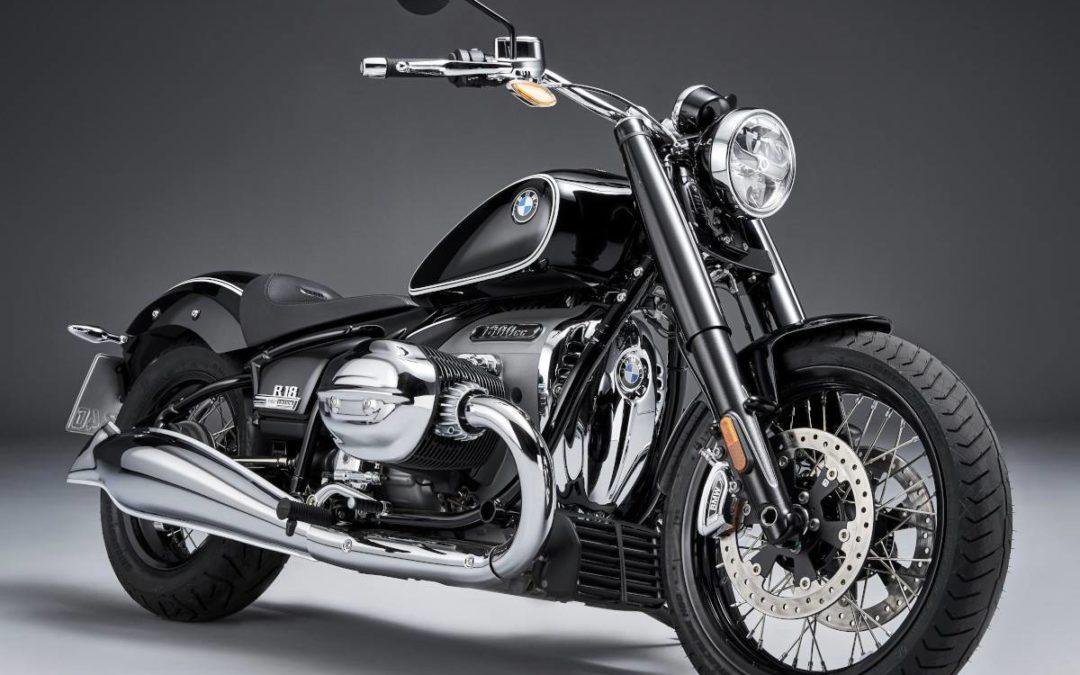 Nuova BMW Motorrad R 18