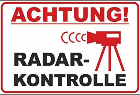 In Germania dal 2020 è vietato l'uso delle app anti-autovelox.