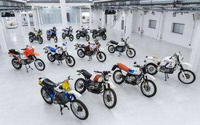 BMW Motorrad festeggia i 40 anni dei modelli BMW GS