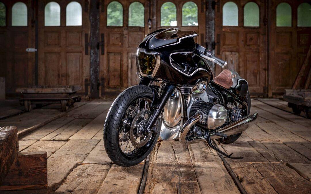 BMW Motorrad R 18  Nuovo allestimento della Blechann