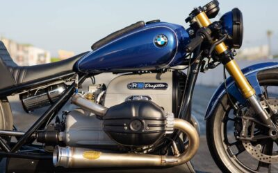 BMW R 18 Dragster.