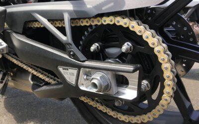 BMW Motorrad presenta la catena di trasmissione M Endurance