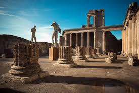 8° tour Il Vesuvio Pompei.