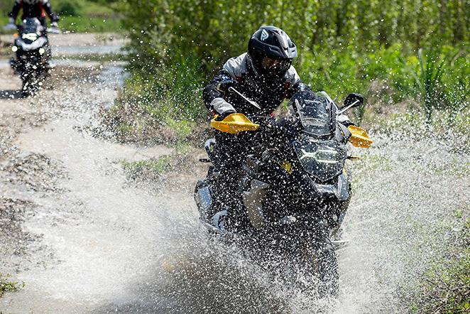 BMW Motorrad Italia – Spirit of GS dal divertimento allo sfruttamento dei modelli GS in fuoristrada