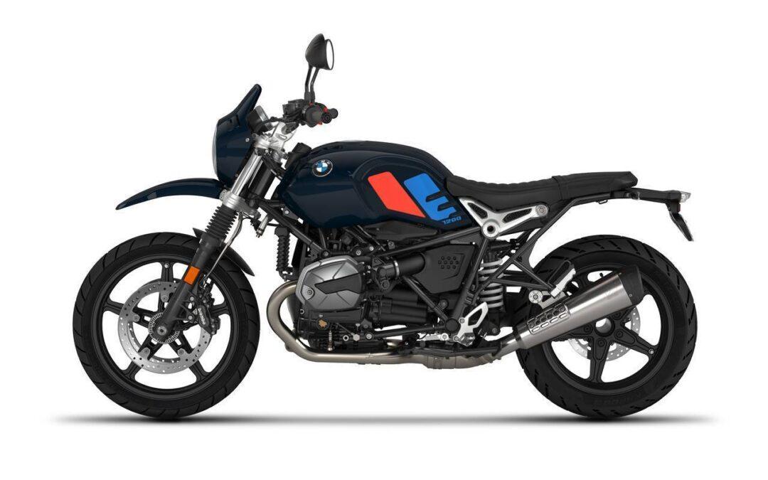 Novità per i modelli della gamma BMW Motorrad per l'anno 2022.