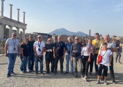 Vesuvio Pompei.